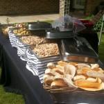 Outdoor Event Set Up