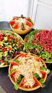 Surrey - salads