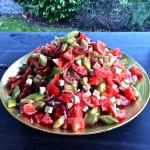 Fresh Homemade Salad