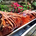 Hog Roast with Perfect Crackling
