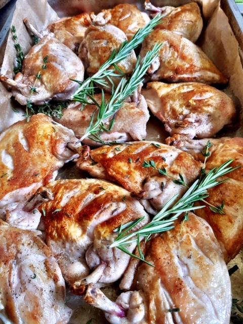 Southern Slow Roast Menu - Chicken
