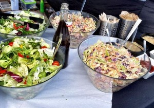 Devon - salads